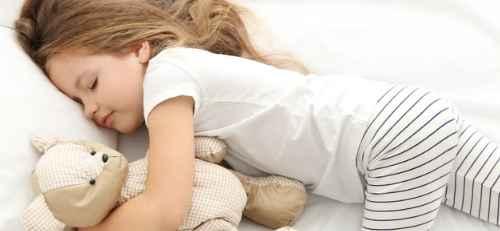 Η δυσκολία του ύπνου στα παιδιά.