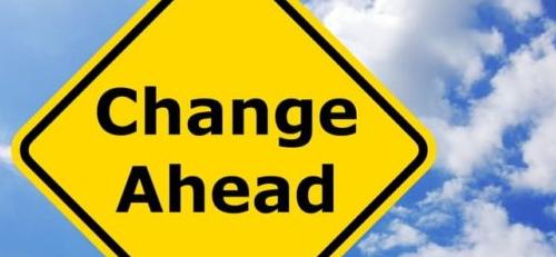 Βήματα προς την αλλαγή.