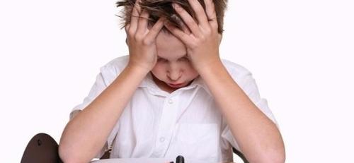 Πως εκφράζεται το άγχος στα παιδιά.