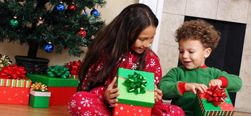 Τι έχει σημασία για τα παιδιά τα Χριστούγεννα.