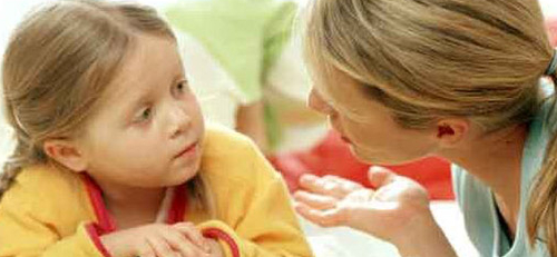 """""""Όρια: Πόσο σημαντικό είναι για τα παιδιά για να είναι ασφαλή."""""""