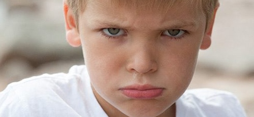 """""""Ο θυμός και η επιθετικότητα στα παιδιά."""""""