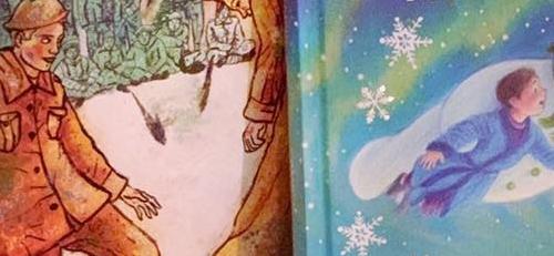 Χριστουγεννιάτικες ιστορίες: Εκδόσεις Μεταίχμιο